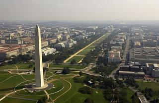 Vista Monumento a Washington